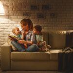 Kokį šviestuvą kabinti vaiko kambaryje?