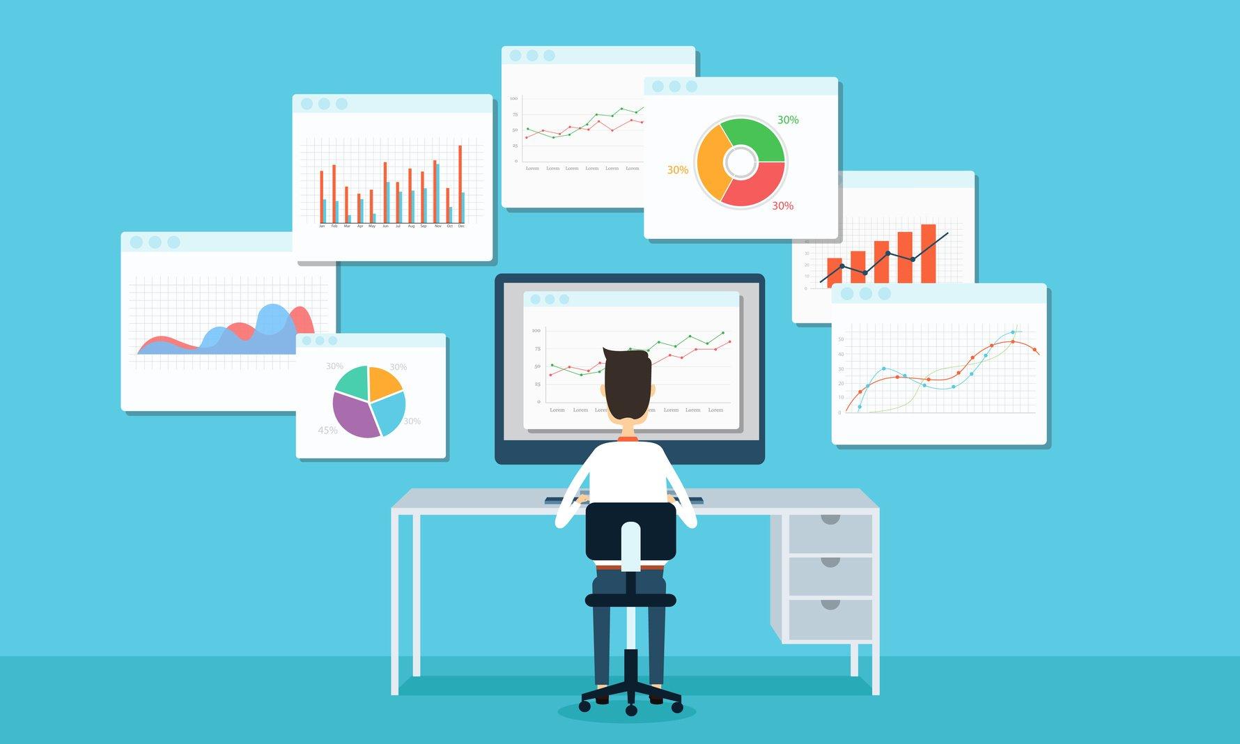 Ką daryti norint analizuoti verslo duomenis?