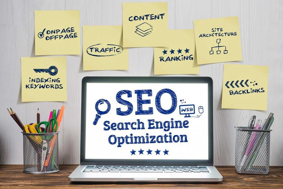 SEO paslaugos – pagrindas jūsų tinklalapiui